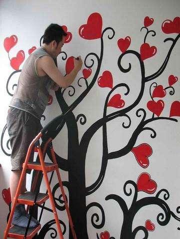 萍乡喷绘公司,萍乡墙面彩绘,萍乡彩绘墙面,萍乡手绘墙体画