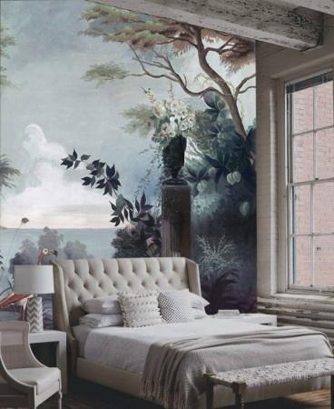 萍乡手绘墙体绘画,萍乡墙体绘画手绘,萍乡古建手绘