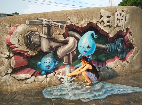 萍乡彩绘墙体,萍乡墙绘工作室,萍乡文化墙彩绘,萍乡涂鸦手绘墙