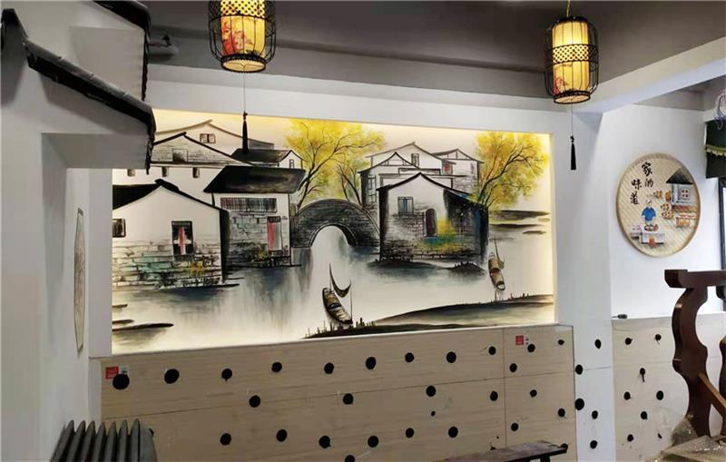 萍乡壁画手绘墙,萍乡墙体手绘,萍乡幼儿园涂鸦,萍乡墙面涂鸦