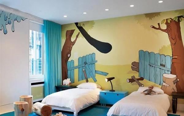 萍乡壁画手绘,萍乡彩绘3d立体画,萍乡墙体画手绘,萍乡幼儿园彩绘墙面