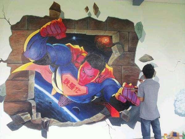 萍乡墙壁手绘,萍乡乡村文化墙彩绘,萍乡墙体彩绘涂鸦,萍乡彩绘墙
