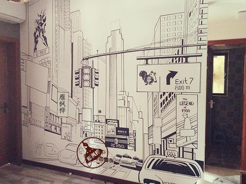 萍乡壁画,萍乡绘画,萍乡手绘立体画,萍乡涂鸦,萍乡手绘,萍乡手绘画