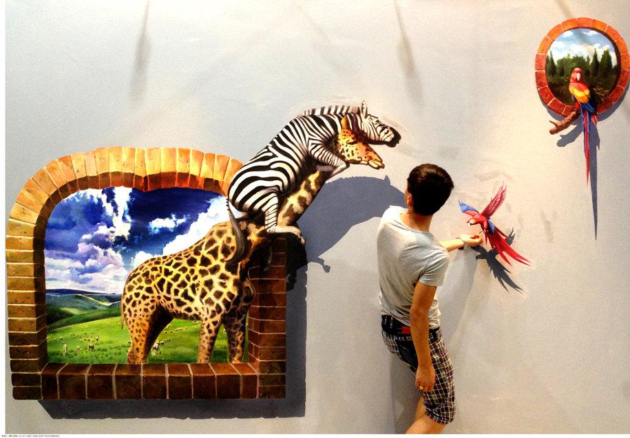 萍乡彩绘,萍乡墙绘,萍乡手绘壁画,萍乡手工绘画,萍乡喷绘墙体广告